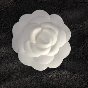 Authentic Chanel Camilla Flower